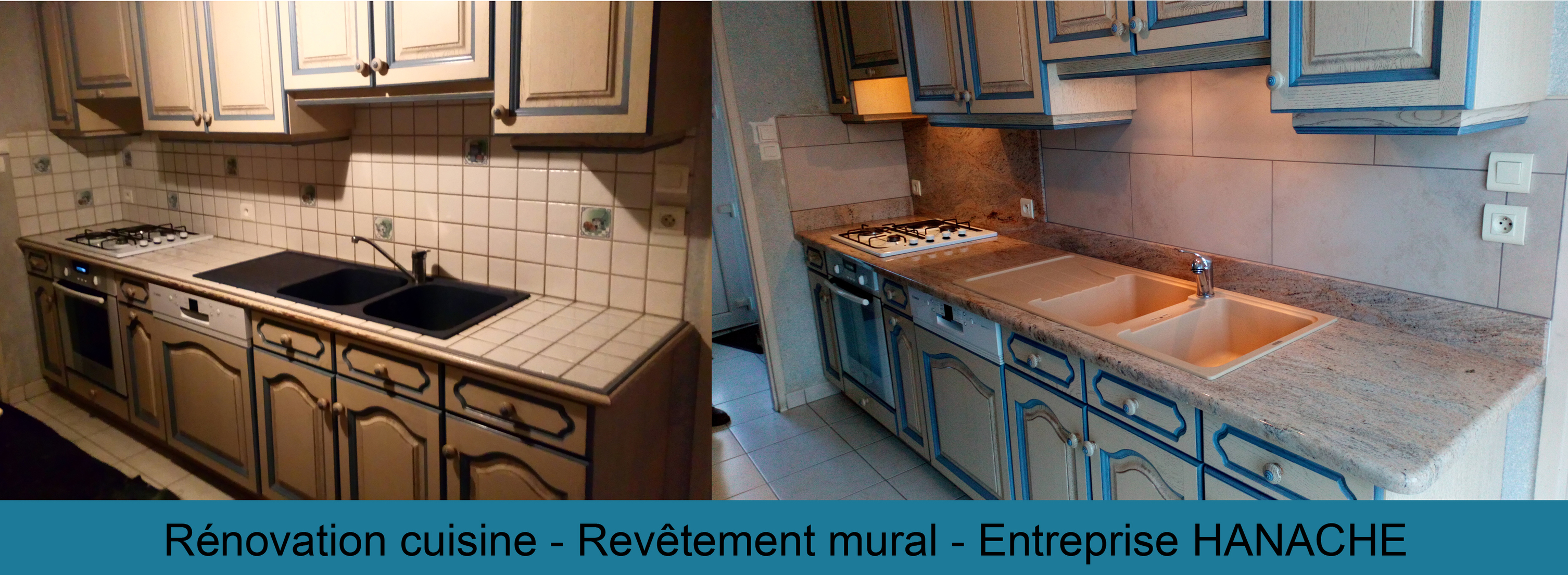 Revetement mural cuisine beautiful revetement mural for Revetement mural cuisine adhesif